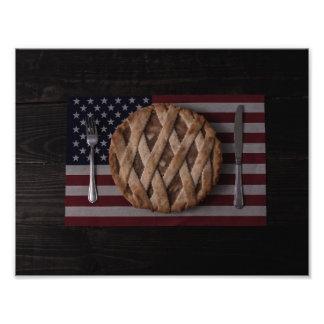 As American As Dessert Photo Print