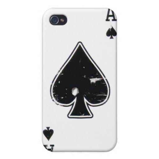 As apenado del caso del iphone de la espada iPhone 4/4S fundas