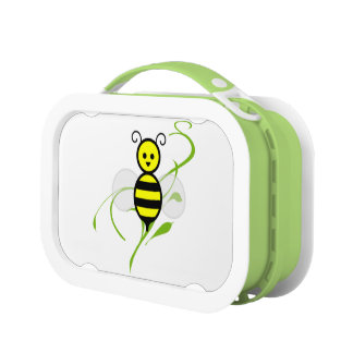 As Busy As A Bee Honeybee Lunch Box