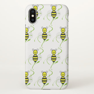 As Busy As A Bee iPhone X Case