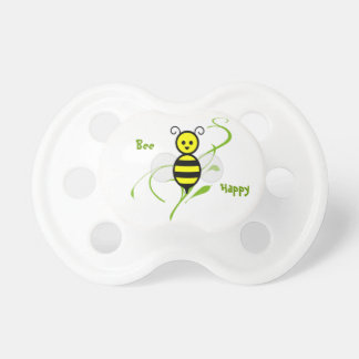 As Busy As A Bee Pacifier