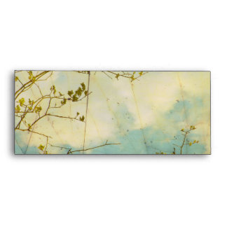 As Clouds Float By #10 Envelope
