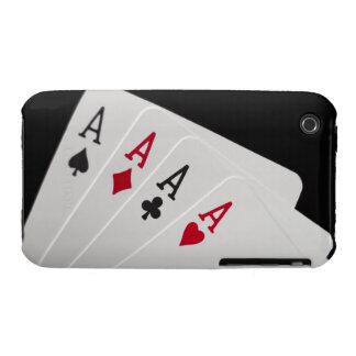 As cuatro de una clase iPhone 3 protector