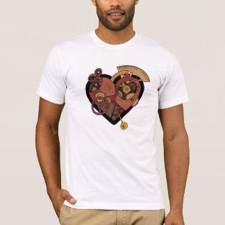 As de AcePunk de la camiseta de los corazones