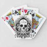 As de espadas cartas de juego