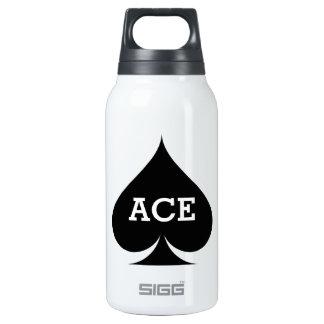 As de la botella terma del monograma SIGG del