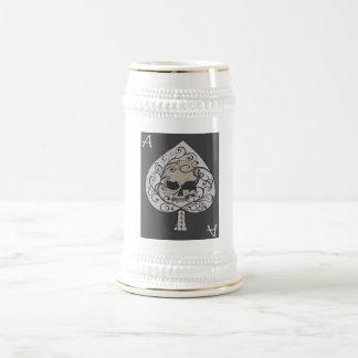 As de la cerveza decorativa Stein de las espadas Tazas De Café