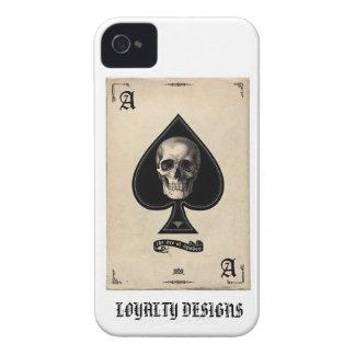AS DE LA ESPADA Case-Mate iPhone 4 FUNDAS