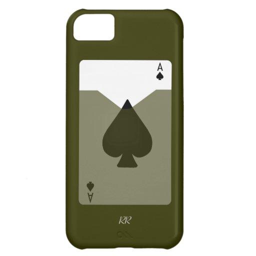 As del caso del iPhone 5 del jugador de póker de l