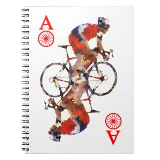 As del cuaderno de las bicis