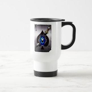 as del naipe de las espadas tazas de café