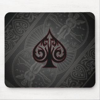 as del póker de espadas mousepads