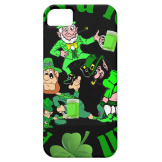 As drunk as a leprechaun iPhone SE/5/5s case
