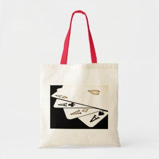 As en bolsos bolsa tela barata