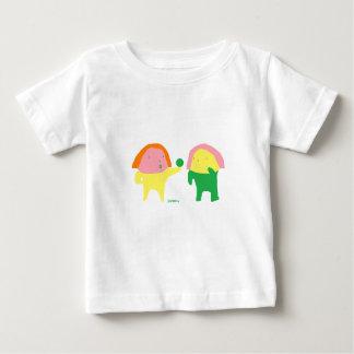 As for children's wear bi after lovely ekumochi baby T-Shirt