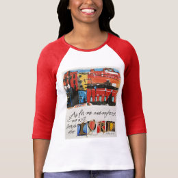 As For Me by Lyn Graybeal T-Shirt