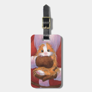 As for Nile the Gift present guinea pig Bag Tag