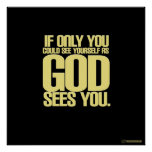 As God Sees You Print