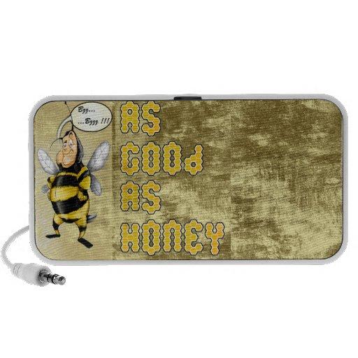 As Good as Honey Caixinhas De Som Para Viagem