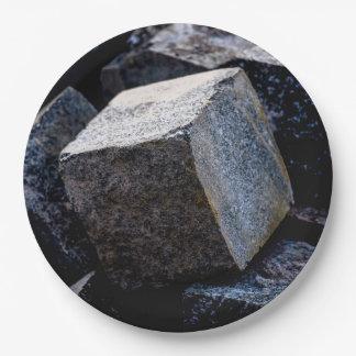 As Hard As Granite Paper Plate
