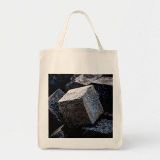 As Hard As Granite Tote Bag