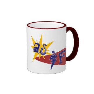 As If Mug