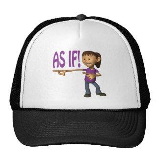 As If Trucker Hat