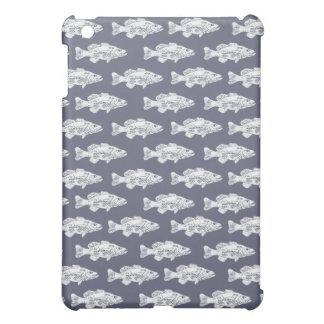 AS iPad Case Grey Fish