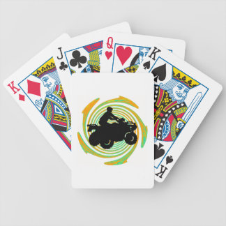 AS IT ROLLS BICYCLE PLAYING CARDS