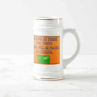 As Long As There Are Tests cups Mug