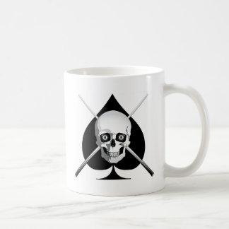 As mortal de los billares taza