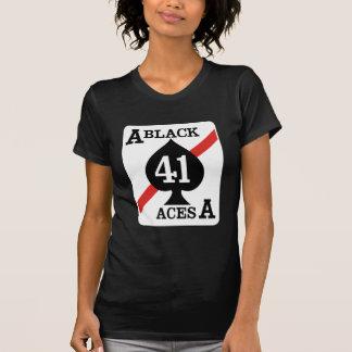 As negros VF-41 Camisetas