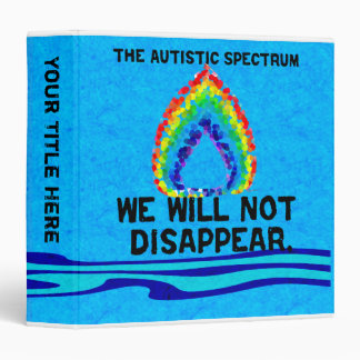 AS: Not Disappear Custom Binders