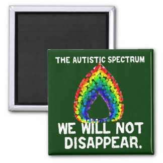AS: Not Disappear Magnets