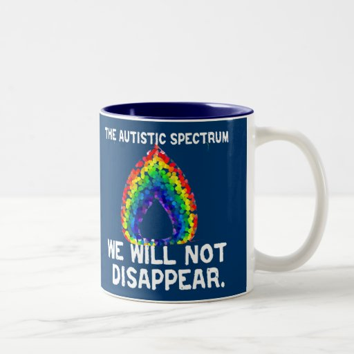AS: Not Disappear Mugs