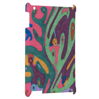 """""""As One"""" Abstract Art iPad Case"""