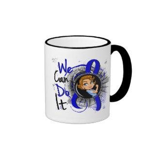 AS Rosie Cartoon WCDI Coffee Mugs