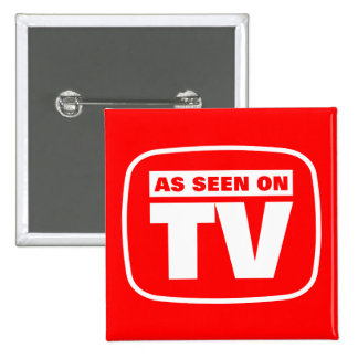 As Seen on TV 2 Inch Square Button