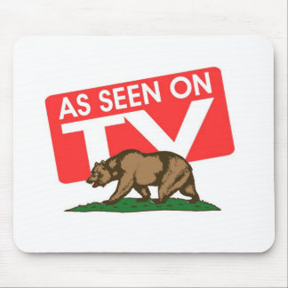 as-seen-on-tv-california mouse pad