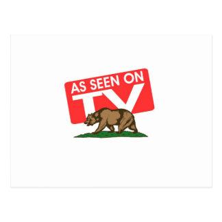 as-seen-on-tv-california postcard