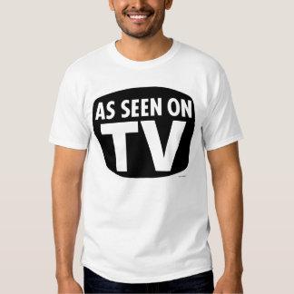 As Seen on TV Logo T Shirt