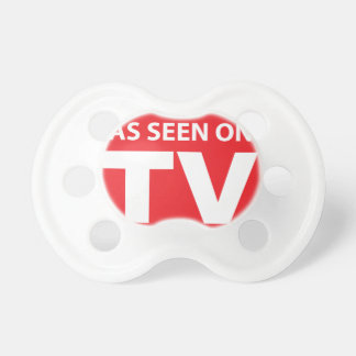As Seen On TV Baby Pacifier