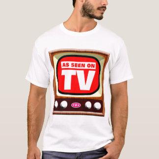 As Seen on TV - Retro TV T-Shirt