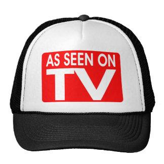 as seen on tv hats zazzle