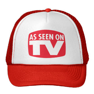 As Seen on TV Trucker Hat