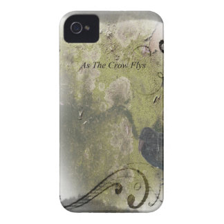 As The Crow Flys Bird iPhone 4 Covers