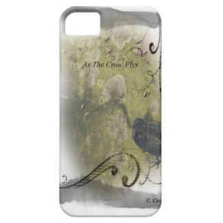 As The Crow Flys Bird iPhone SE/5/5s Case