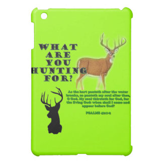 As the Deer iPad Mini Cases