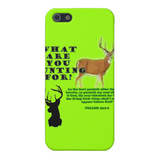 As the Deer iPhone SE/5/5s Cover
