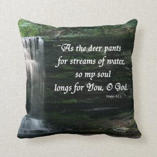 As the Deer Pillow